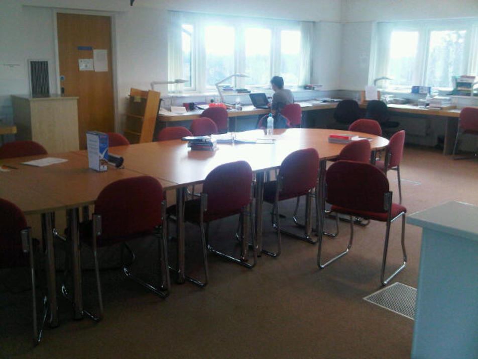 Large ste   classrooms  8