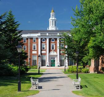 Testimonial harvard university